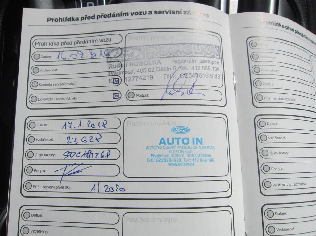 Ford Mondeo IV, 2016 - pohled č. 15