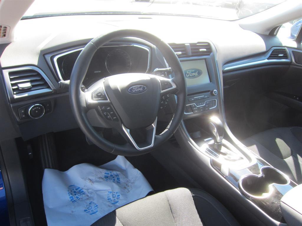 Ford Mondeo IV, 2016 - pohled č. 5