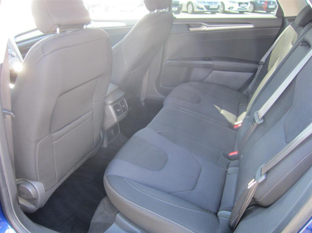 Ford Mondeo IV, 2016 - pohled č. 7