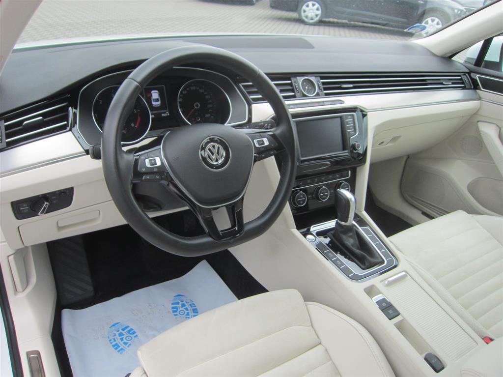 Volkswagen Passat, 2016 - pohled č. 5