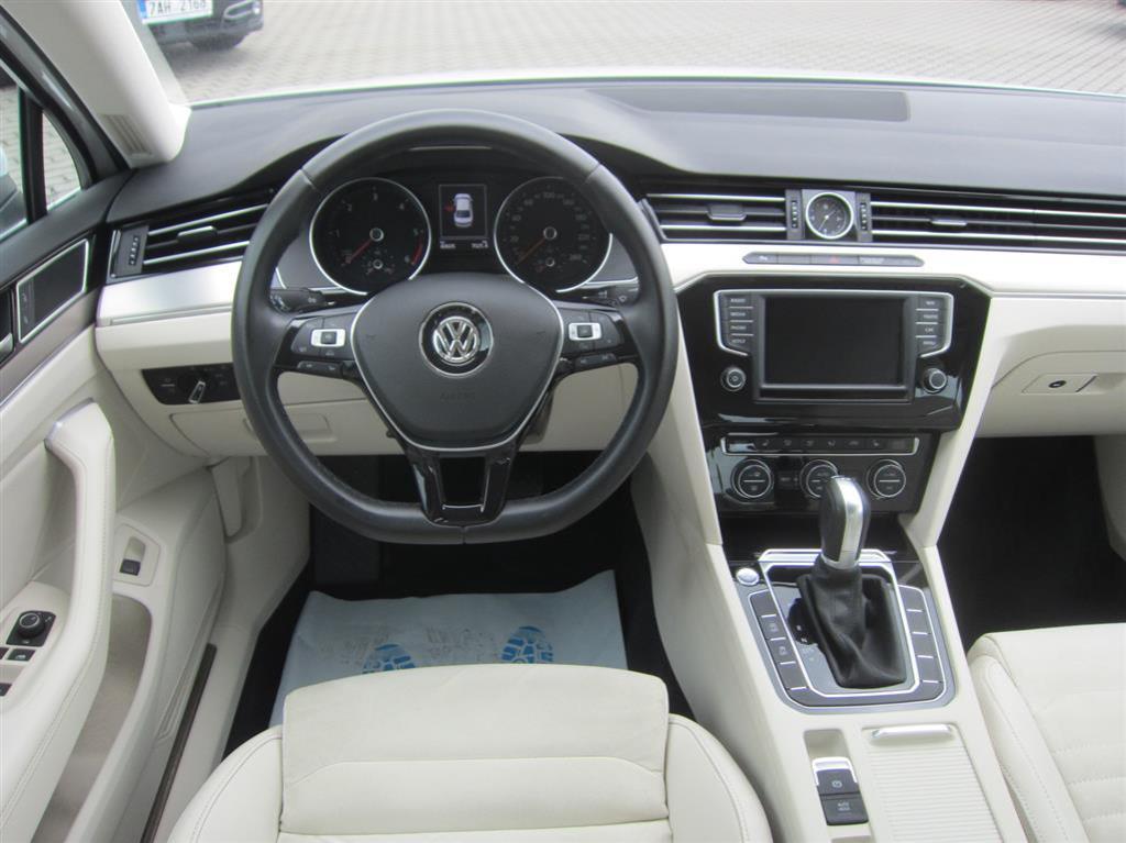 Volkswagen Passat, 2016 - pohled č. 6