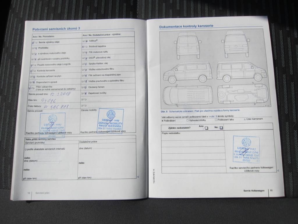 Volkswagen Multivan, 2015 - pohled č. 16