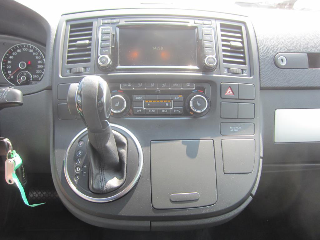 Volkswagen Multivan, 2015 - pohled č. 9