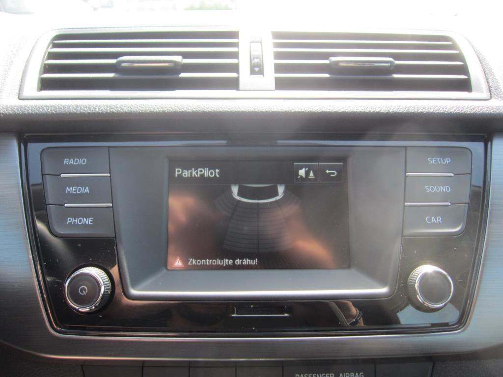 Škoda Fabia III, 2015 - pohled č. 11
