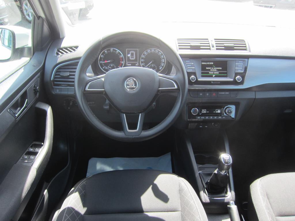 Škoda Fabia III, 2015 - pohled č. 6